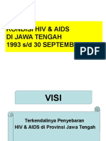 Data HIV dan AIDS Prov. Jateng per September 2015.pptx