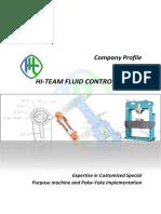 Hiteam Fluid Control Company Profile