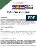 Poker.español.estrategia.probabilidad.en.Poquer Red.com