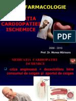 Curs 4 Cardiopatia ischemică, Vasodilatatoare periferice