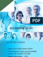 KOLABORASI TB- HIV.ppt