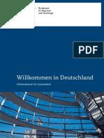 Willkommen in Deutschland De