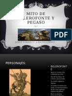 BELEROFONTE Y PEGASO