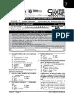 7th Silver Zone Last Years Paper IOEL