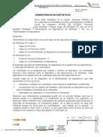 PRACTICA 32 EV 2.4 Administrador de Dispositivos
