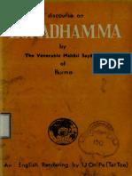 241. Lokadhamma - Mahasi Sayadaw