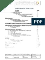 GM-Standard Prämedikation_Stand 30.6.11 Jennen02.06.11(vers.2).doc