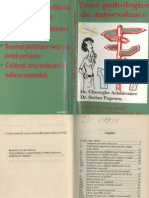 Gheorghe Aradavoaice - Teste Psihologice de Autoevaluare