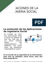 Aplicaciones de La Ingenieria Social