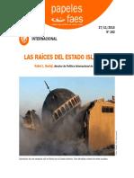 Las Raices Del Estado Islámico