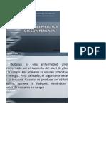 Aplicación Del Proceso Enfermero Con Diabetes Mellitus Tipo 2