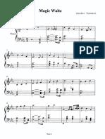 Magic Waltz - (Amedeo Tommasi)