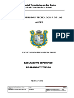 Reglamento Especifico de Grados y Titulos - Final