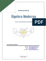 2009 1 Algebra Moderna Apostila