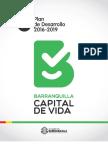 Barranquilla Plan de desarrollo