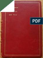 Two Words on Jogo Do Pau (Portuguese Stick Fighting) - Frederico Hopffer 1924