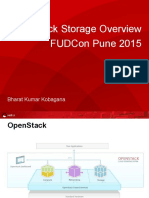 OpenStack Storage Overview