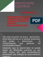 Proyecto de  auto eléctrico.pptx
