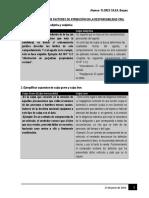 Factores de Atribución en La Responsabilidad Civil