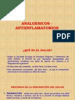 ANALGESICOS-ANTIINFLAMATORIOS