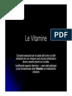 6- Le Vitamine