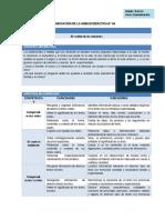 COM - Planificación Unidad 4 - 3er Grado