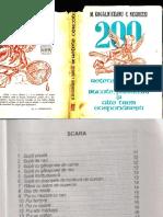 M.kogalniceanu, C.nreguzzi - 200 Retete Cercate de Bucate,Prajituri Si Alte Trebi Gospodaresti