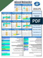 s u s d  30 2016 - 2017 school calendar - board approved