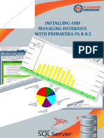 Installing and Managing Primavera P6 DataBases