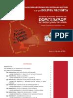 Revista Precumbre Carta Web