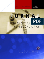 DOWNLOAD AND VIEW JURNAL ILMIAH PENDIDIKAN DAN PEMBELAJARAN