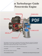 7.3L Turbocharger Guide