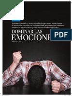 Dominar Las Emociones