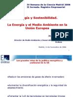 Energía y Sostenibilidad