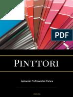 Brochure Pinttori