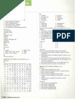 Touchstone 3 - Workbook Answer Key 1 - 6