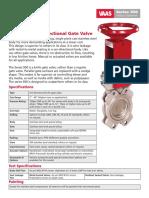 Vaas Series 950 Product Datasheet