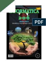 "Revista ""Informatica 2-0-6"""