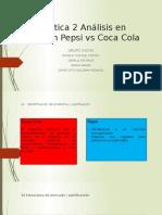 Análisis en Cuestión Pepsi vs Coca