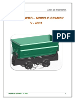 Data Tecnica v -40P3 - Modelo PODEROSA