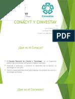 Conacyt y Cinvestav