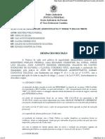 Decisão Indisponibilidade de Bens de Eduardo Cunha