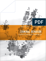 Criminal Behavior - A Psychological Approach, 10th Edition [BlackPanther]