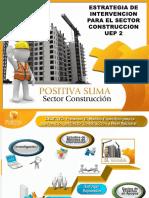 Unidad Estrategica de Prevencion Sector Construccion