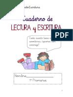 21Cuadernos de Lectoescritura (Mª José Labrador López)