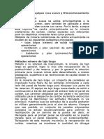 Selección de Equipos Roca Suave y Dimensionamiento (2)