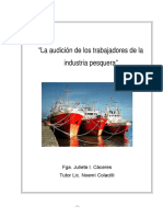 Tesis - Audiologia en Los Pescadores