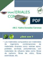 Presentación de Materiales Compuestos 1