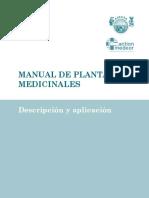 Manual Plantas Medicinales