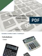 Oficina Calculadora Cientifica